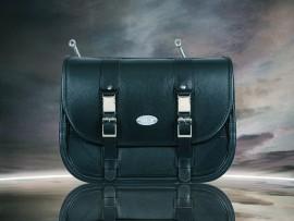 Classic Black Bag Black Seams