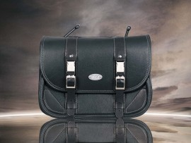 Classic Black Bag Black Seams