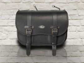 Borsa modello Vintage in pelle nera
