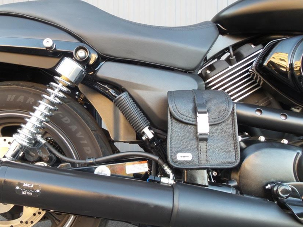 Storage Pocket for H-D Street 750