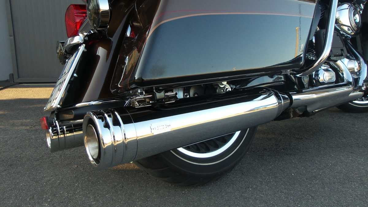 2 in 2 120/73 Edition mufflers